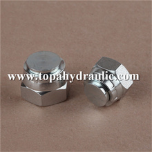 9C 9D carbon steel fuel hose fitting