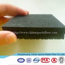 EPDM Rubber Tile Interlocking Rubber Mat Various Color Rubber Floor