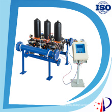Carbon Steel Pipe Plastic Lining Hydraulic Water Filter Manufacturer