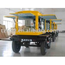 Trailer type Diesel Generator for CUMMINS