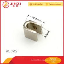 Accesorios para bolsos pequeños accesorios metálicos