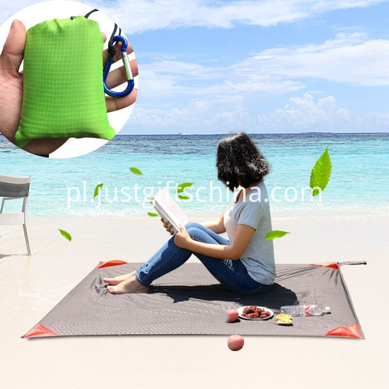 Promotional Foldable Picnic Blanket