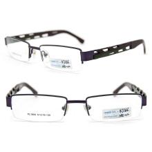 Half Frame Glasses Optical Eyewear (BJ12-166)
