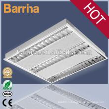 Высокая яркость 3 * 9w t5 встраиваемые светодиодные решетка