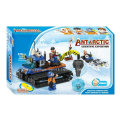 Boutique Building Block Toy-Antarctic Scientific Expedition 07 with 3 Persons