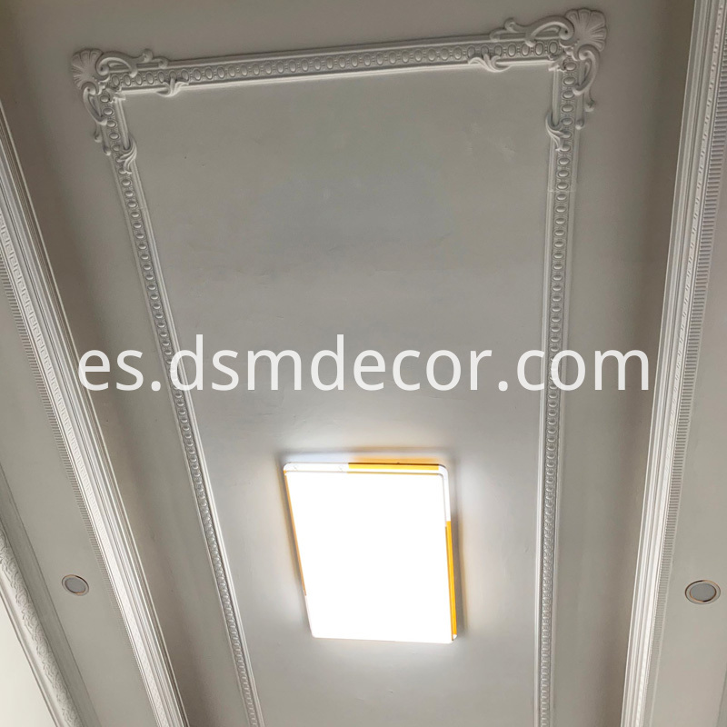 Chair Rails and Panel Moulding Corners