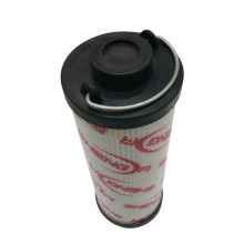 Elemento de filtro montado do distribuidor hidráulico da fibra de vidro