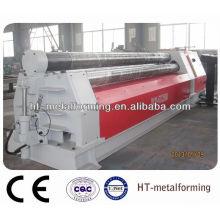 Walzmaschine / hydraulische Walzenbiegemaschine