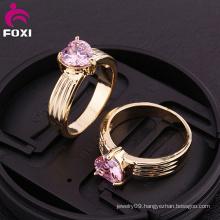 Wholesale Engagement Rings Gold Finger Ring Design