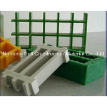 Fire Resistant FRP/GRP Grating, Molded Grating, Pultruded Grating.
