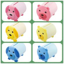 Cartoon Design Bear & Dog Head Shape Tissue Boxes (FF-5018)