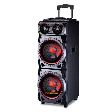 Speaker Pesta Bluetooth Daya 120W Dengan Mikrofon
