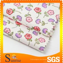 Gewebter Baumwolle und Polyester Druck Stoff für Kleidung (SRSTC 049)