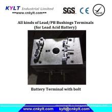 Стержневая пресс-форма для свинцово-кислотных аккумуляторных батарей