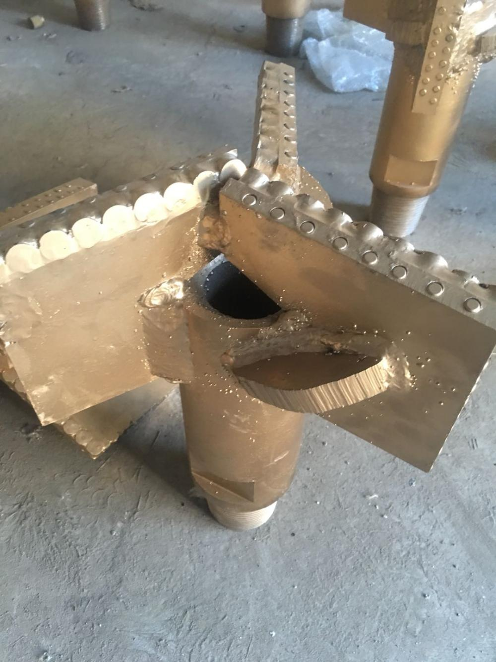 All Sizes Water Well Drilling Pdc Drag Bit