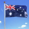 National Country Australia Flagge