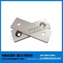N48 Useful Hole Irregular Shape Magnet