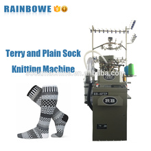 3.75 Inch hosiery circular jacquard sock knitting machine germany for manufacturing socks