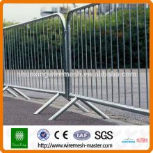 Alibaba Hot sale!!! Galvanized Crowd Control Barriers/used crowd control barriers