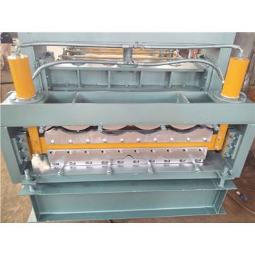 Máquina formadora de rolo de painel de telhado automático de cor