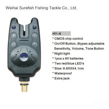 Free Shipping Wholesale Wireless Carp Fishing Bite Alarm