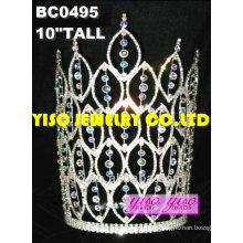 AB clear crystal new tiara
