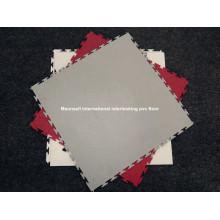 Pavimento de PVC de bloqueio de alta qualidade Maunsell em peça 500mm X500mm