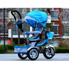 High Quality Rotating Tricycle Trolley Baby Infant Bicycle