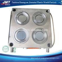 Molde de injeção plástica PP comida recipiente do molde