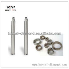 Kleine Durchmesser Bits mit Krone bieten glatte Schneid-Diamant-Kern-Bit