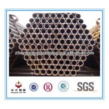 ASTM a335 p1 p2 p5 p9 p11 p12 p21 p22 p91 p92 material sem costura tubulação de aço