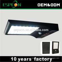 Helle 48 LED Solarbetriebene Sicherheit beleuchtet wasserdichte Bewegungs-Sensor-Beleuchtung im Freien für Wand-Patio-Garten-Landschaft