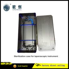 Wiederverwendbare laparoskopische Instrument Sterilisation Fall