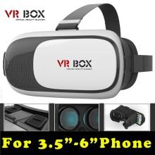 Поляризованный 3,5-дюймовый экран телефона HD Объектив Vr Box 3D-очки