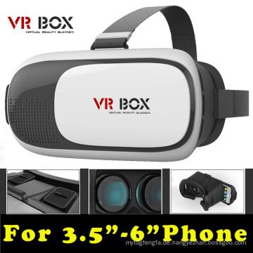 Hochwertige 3D Vr Gläser, 3.5-6.0 Zoll geeignet