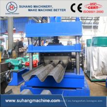 Barandilla de acero galvanizada que hace la máquina