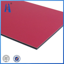 ISO Certificate Aluminum Composite Panel for Promotion