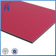 Сертификат ISO Алюминиевая композитная панель для продвижения