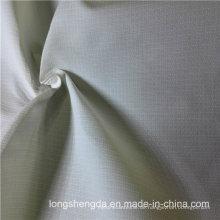 Wasser & Wind-beständige Anti-Statik-Sportbekleidung Gewebte Pfirsich-Haut 100% Jacquard-Polyester-Gewebe Graues Gewebe-graues Tuch (E187B)
