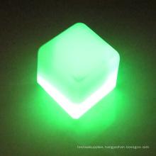 flash lighted ice cube led