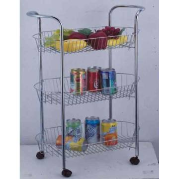 Multi-Function 3 Tier Storage Cart