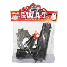 En71 Approval Plastic Police Set Toys Pistol Toy Gun for Boy (10217965)