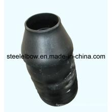 Réducteur de Con de soudure en bout en acier carbone