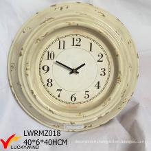 Винтажные ретро-металлические часы