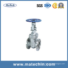 High Quality GOST Certificated Carbon Steel/Stainless Steel Gate Valve