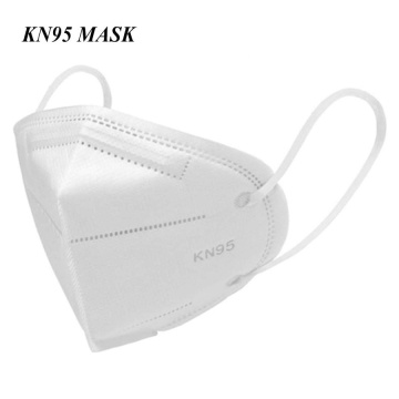 KN95 Mask Respirator Folding Prevent PM2.5 Dust Protective Mask