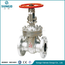 Gear drift Gate Valve