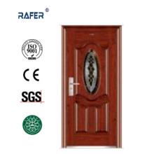 Сталь со стеклянной дверью (РА-S109)