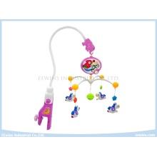 Musikalisches Spielzeug-elektrisches Babymobile-Feldbett-Spielzeug für Baby