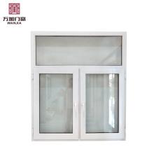 fenêtre en PVC / guangzhou szh portes et fenêtres / fenêtre à battants série 60